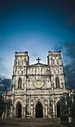 Mang Lang Church Vietnam