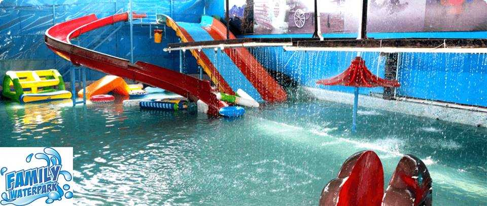 Maniar's Wonderland, Water parks in Gujarat