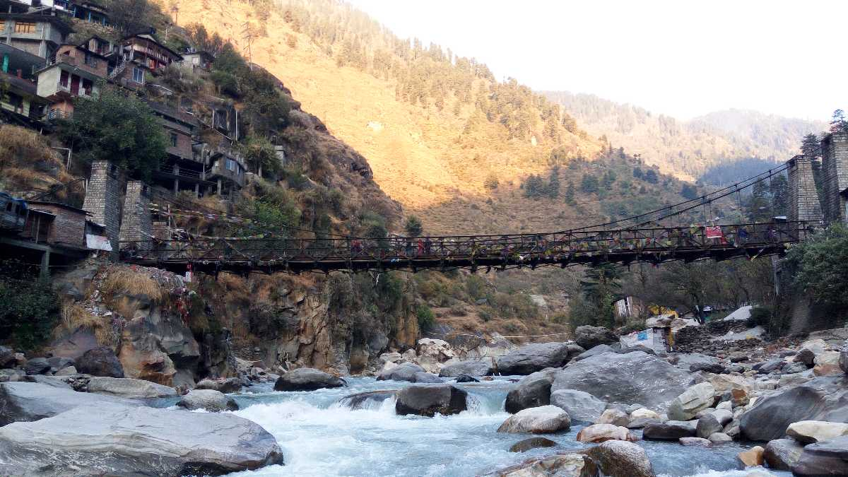 Manikaran Bridge