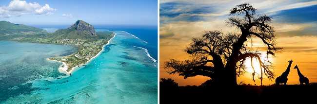 Mauritius vs seychelles