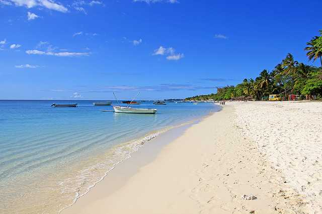 Beaches in Mauritius, Mauritius in December