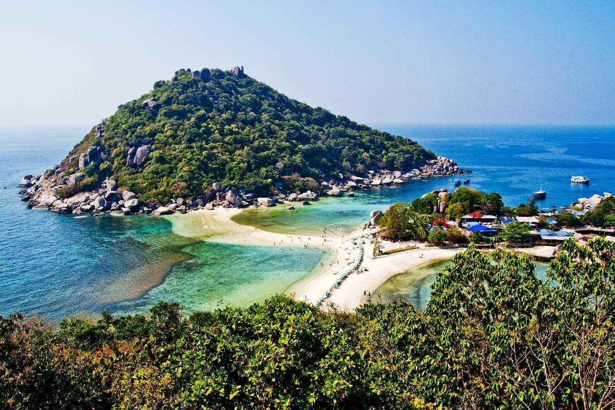 Nang Yuan Viewpoint, Landscapes of Thailand