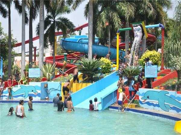 Shell City Water and Adventure Park, Waterparks in Indore