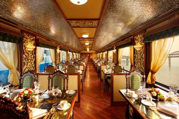 The Indian Splendor, Maharaja's Express