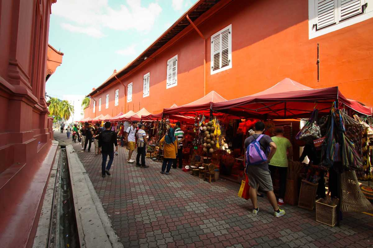 Ulu Melaka Market, Langkawi