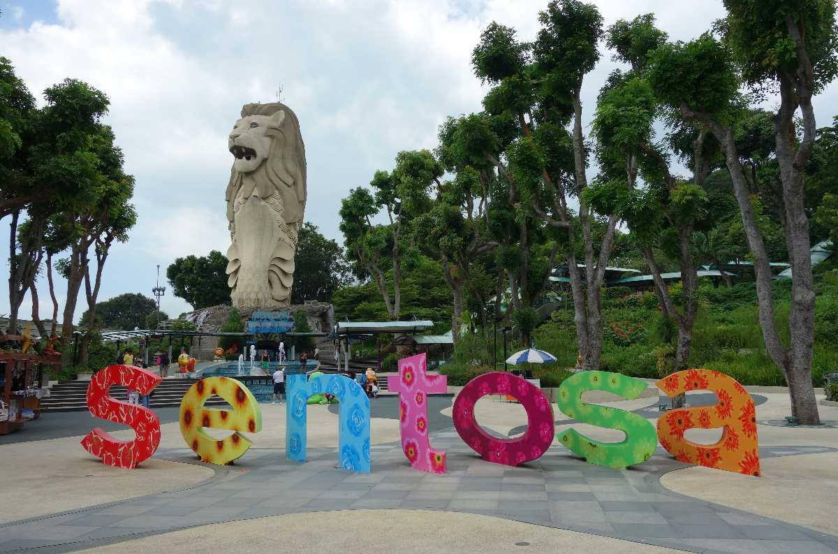 Sentose Island, Romantic Places in Singapore