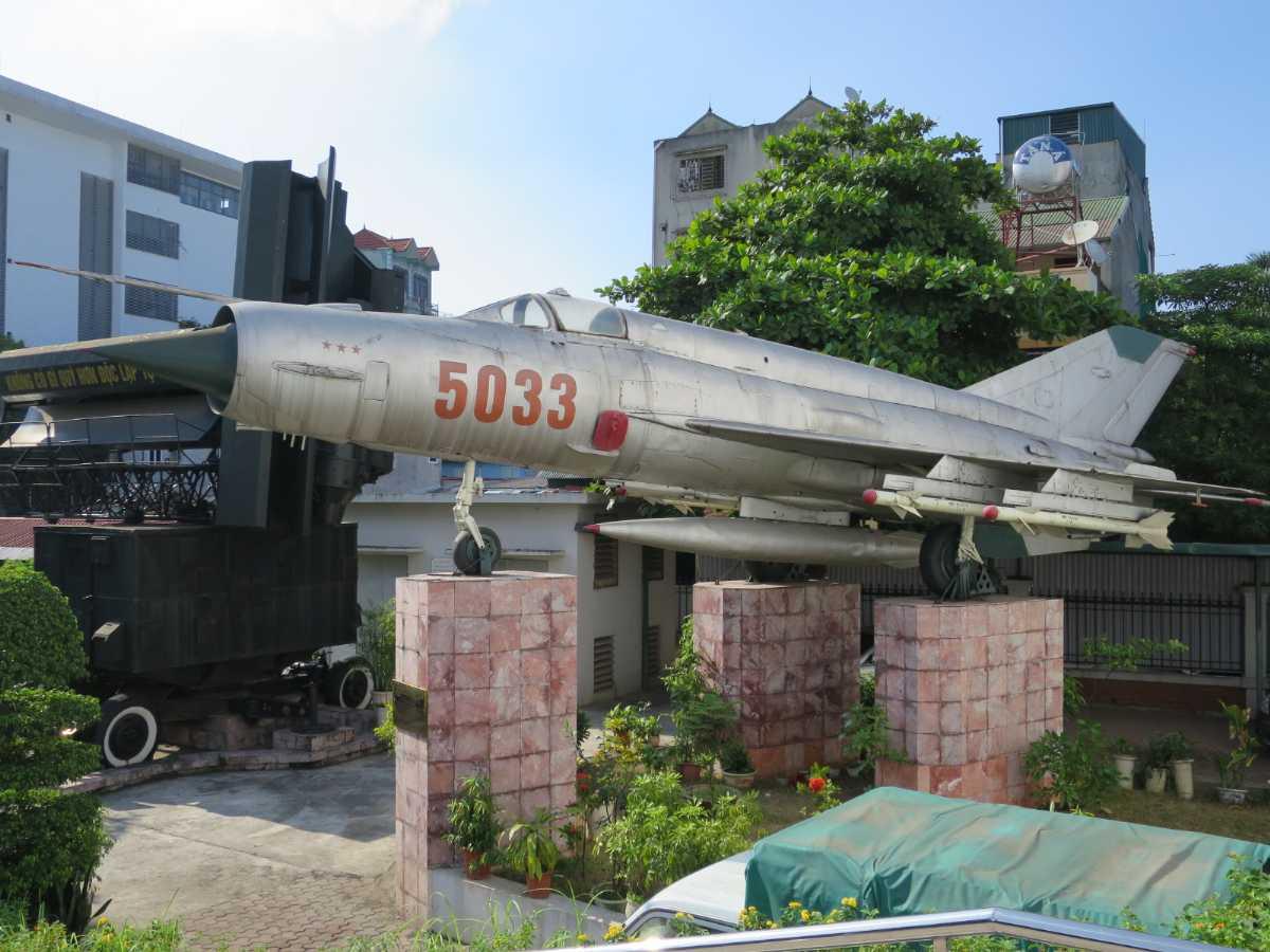 B-52 Victory Museum, War Museums in Vietnam