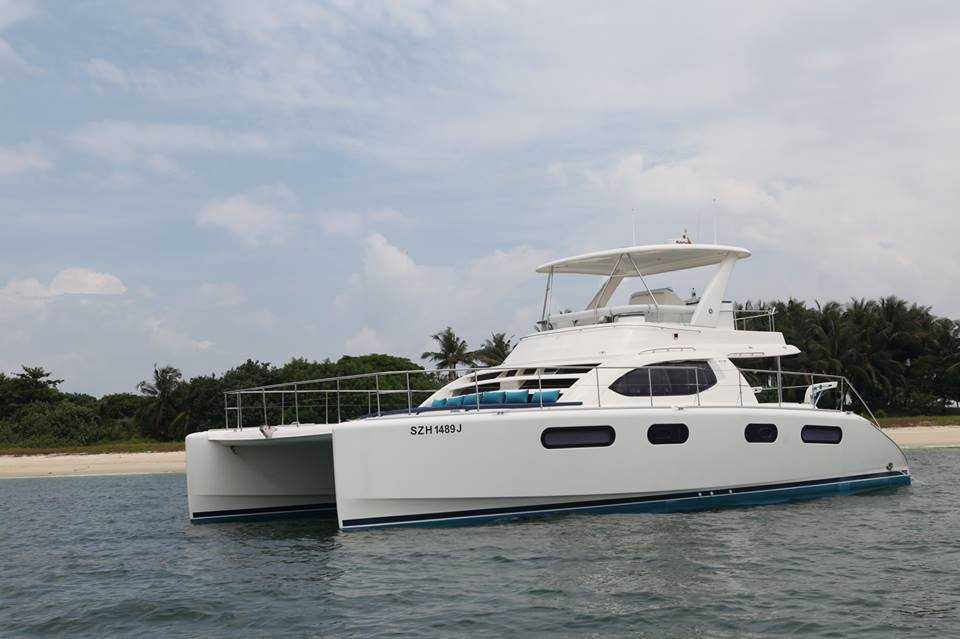 Yacht Escape, Boating in Singapore