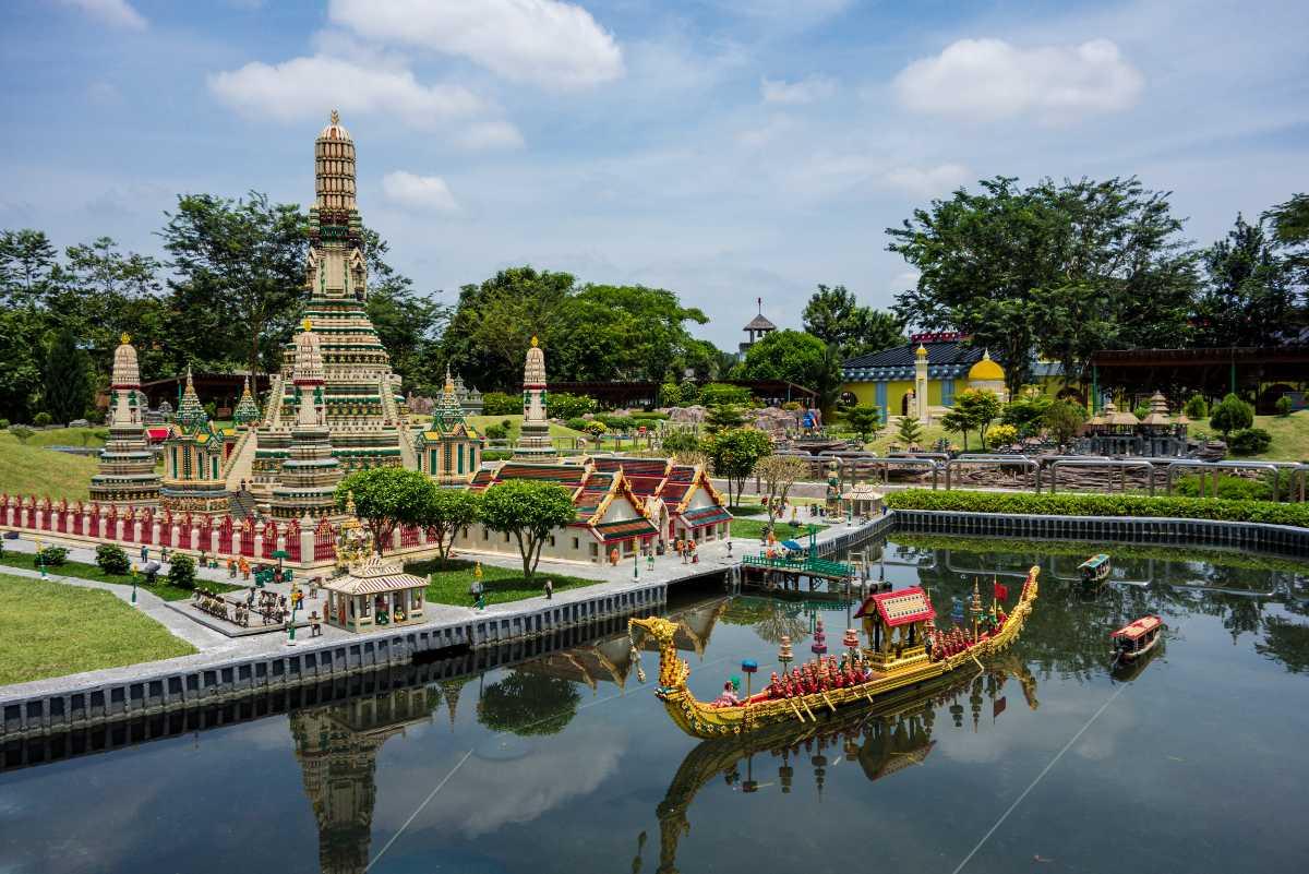 Miniland Legoland, Malaysia