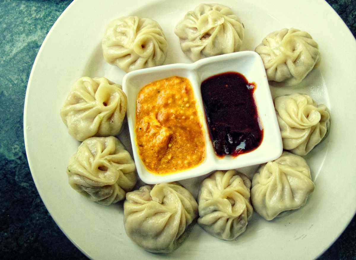Fusion Himalaya Restaurant is famous for its MOMOs