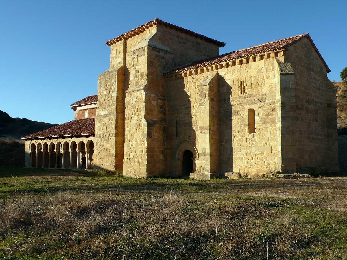 monastery of san miquel, pablo espanyol