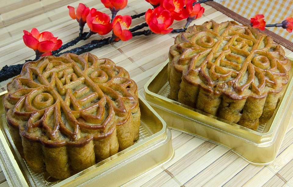Mooncakes, Mid-autumn festival
