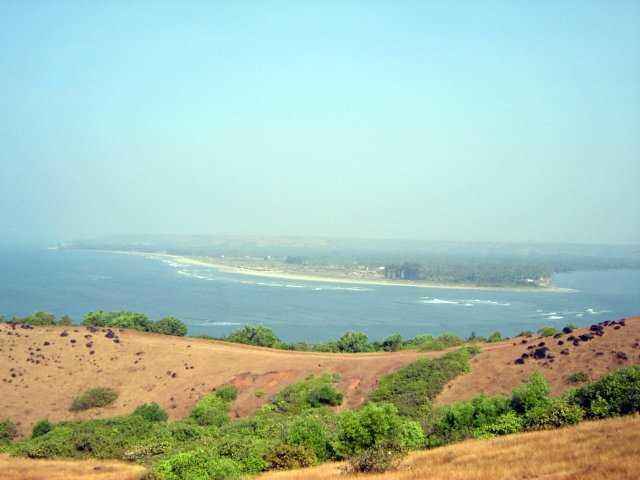 Morjim Beach, Beaches In Goa