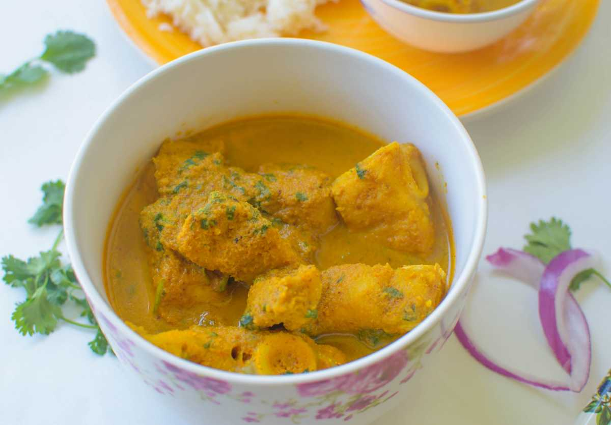 Baby Shark Curry, Weird Food in India