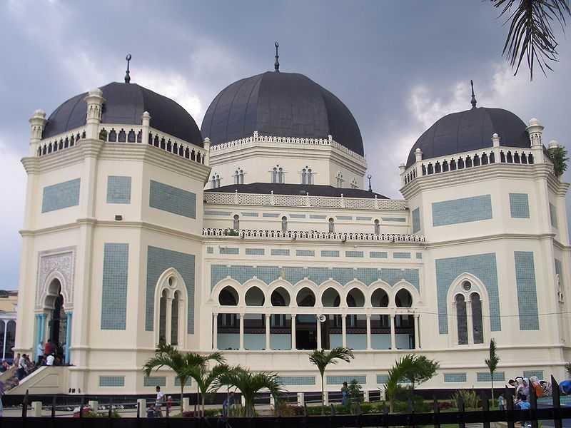 Mosque, Architecture of Indonesia