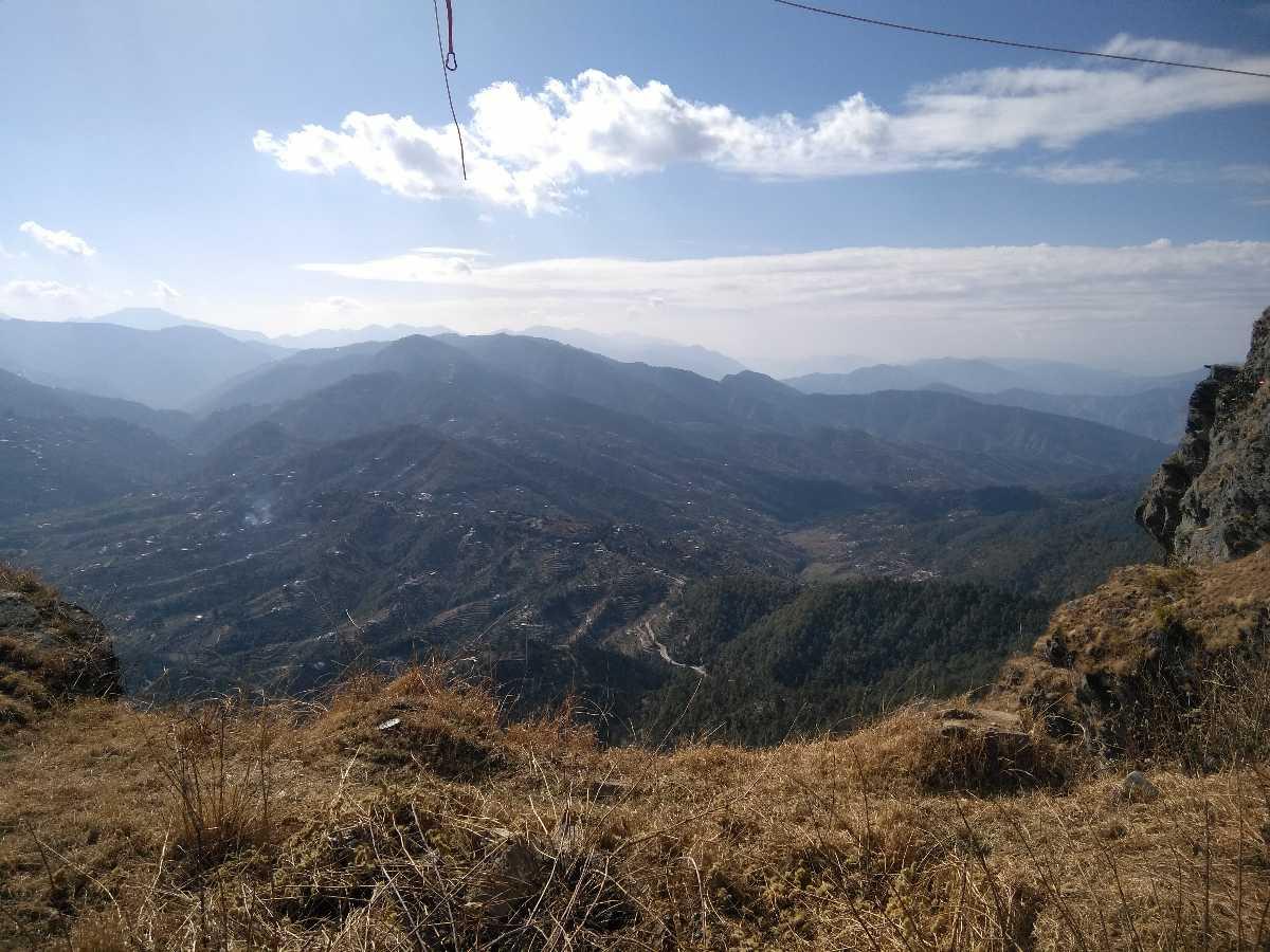 Mukteshwar Hillstation