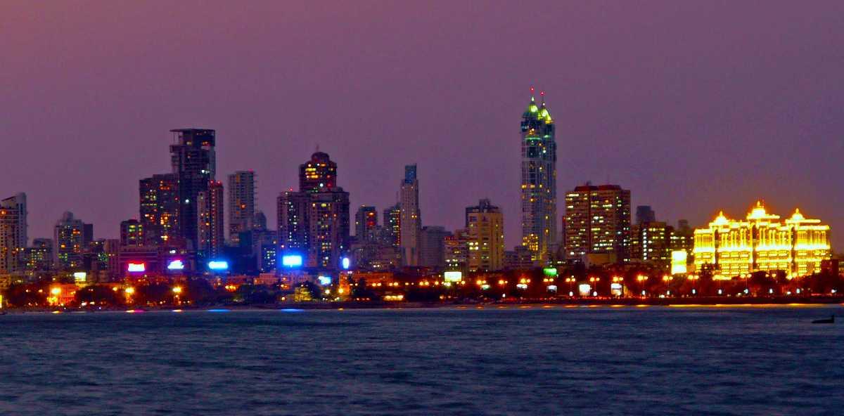 Mumbai, new year 2019
