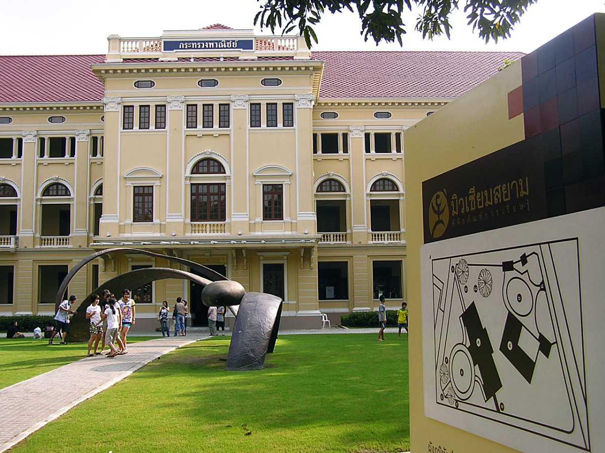 Museum of Siam in Bangkok, Thailand