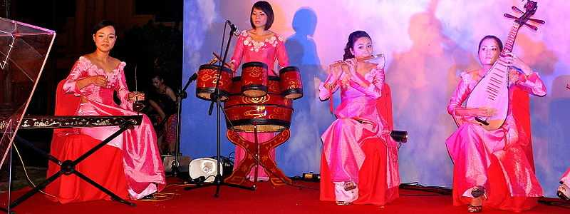 Culture of Vietnam, Traditional Music