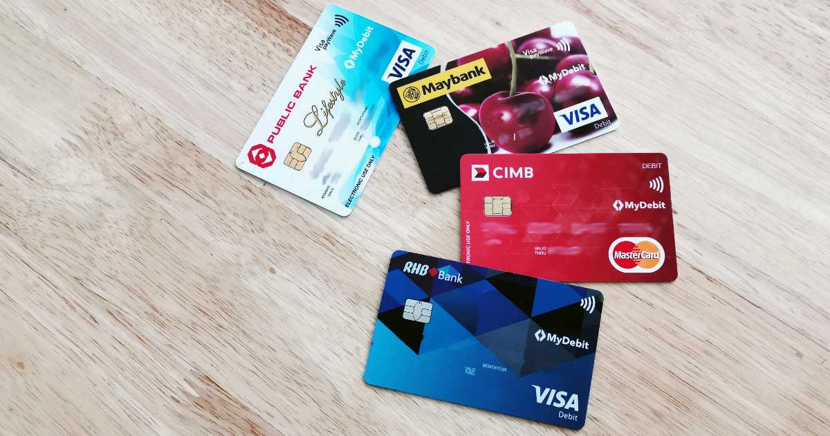 ATMs and Credit Cards Singapore