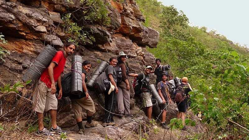 Trekking in Nagalapuram