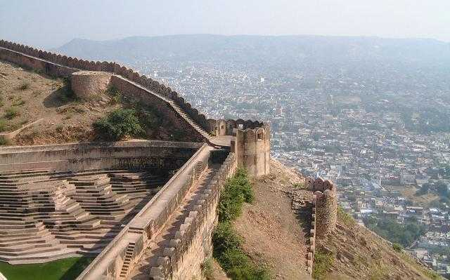 Haunted Places in Jaipur, The Nahargarh Fort