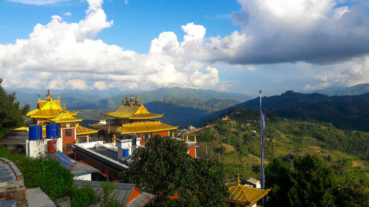 Namobuddha, Hiking in Nepal