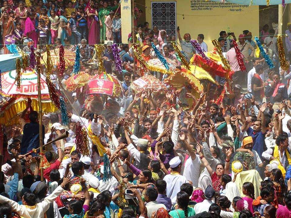 Nanda Devi Jat Yatra, Festivals of Uttarakhand