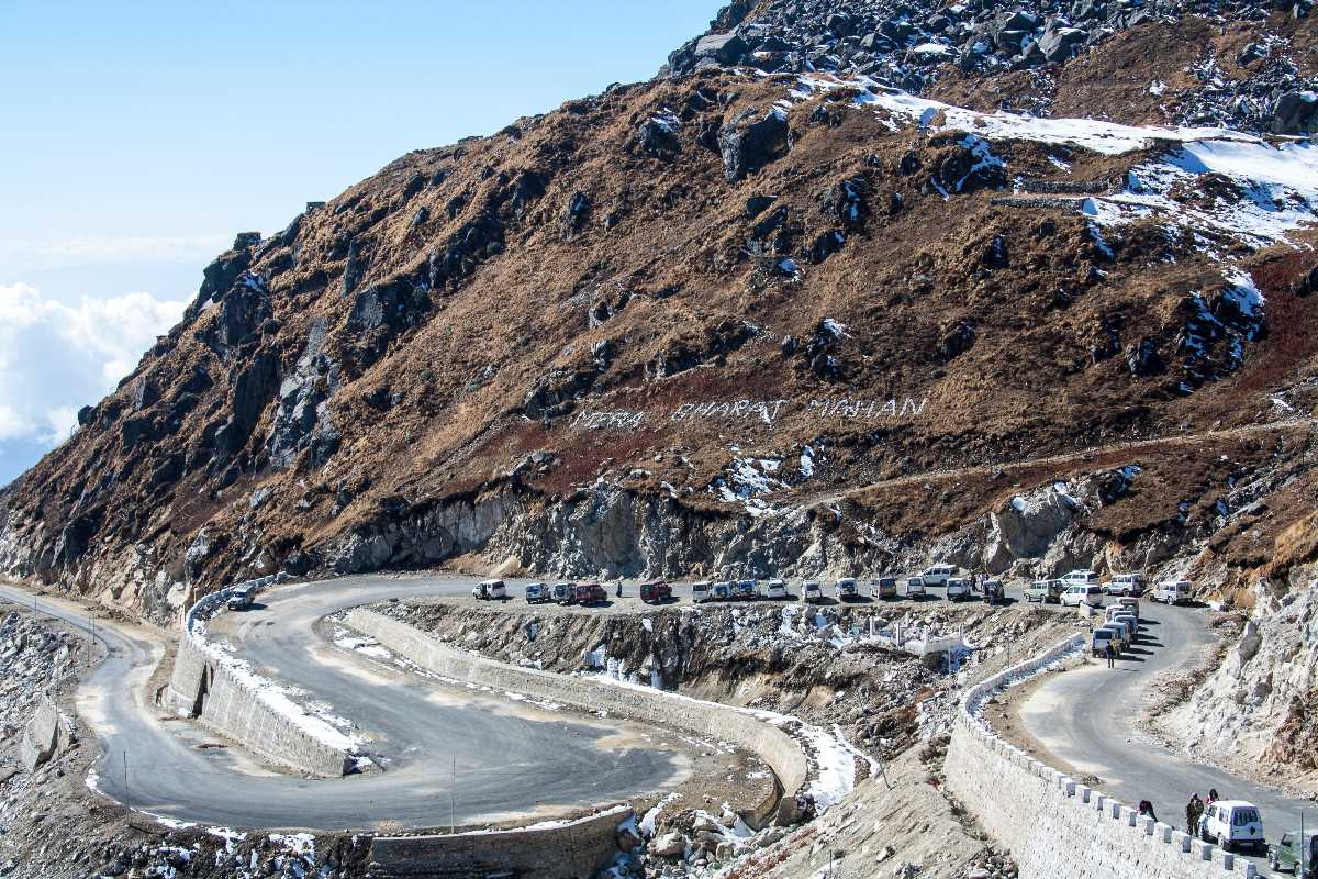 Roads in Sikkim, How to reach Sikkim