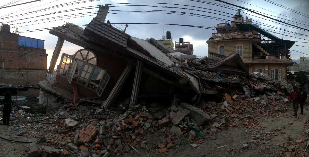The 2015 Nepal Earthquake