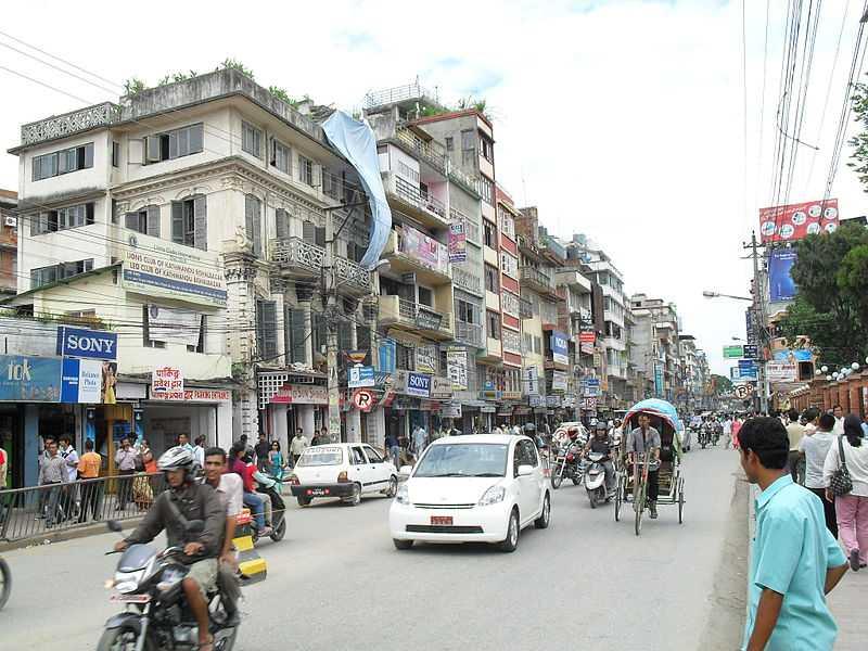 New Road, Shopping in Kathmandu
