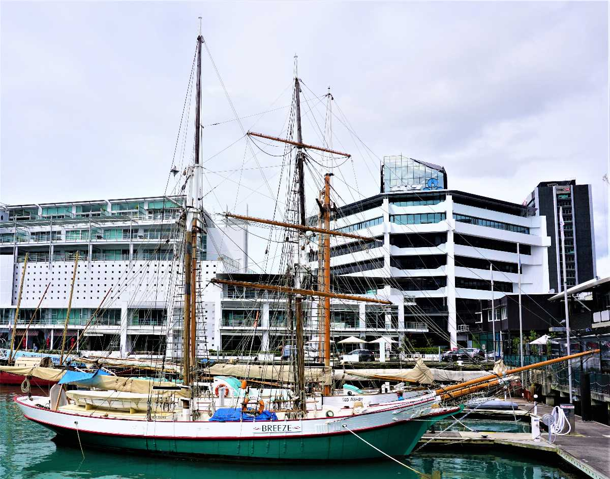 Heritage sailing