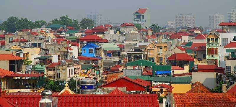 Narrow Houses in Hanoi, Facts About Hanoi