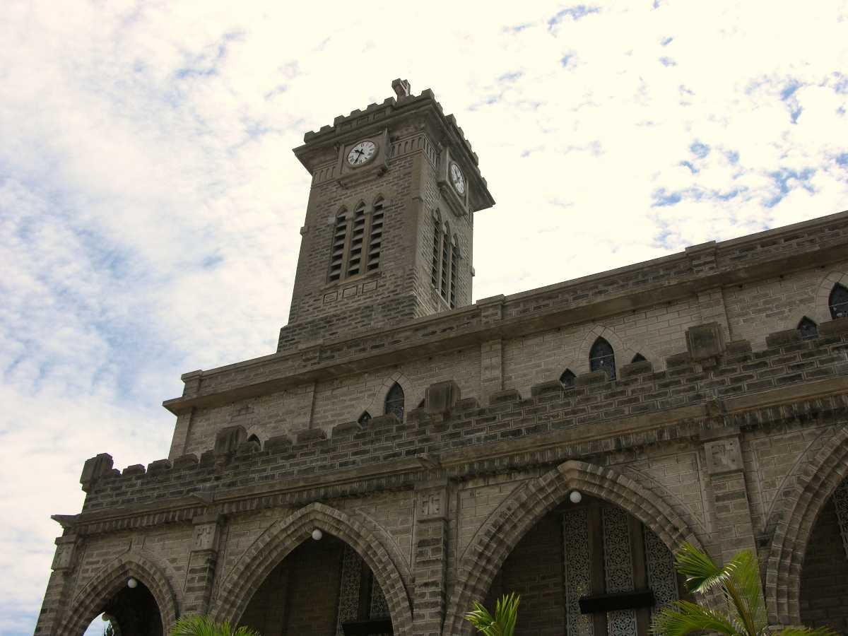 King Cathedral Nha Trang, Vietnamese Church