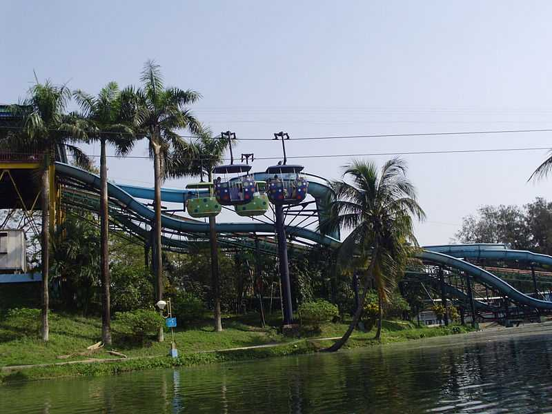 Waterparks In Kolkata