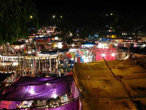 Mackie's Night Bazaar