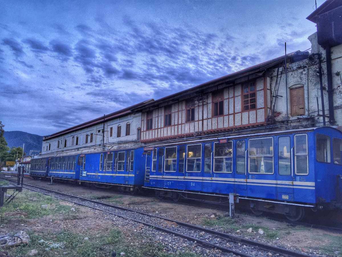 Nilgiri Railway station