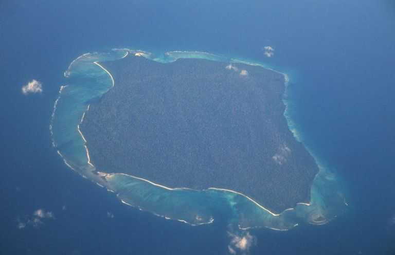 North Sentinel Island, Forbidden Places around the World