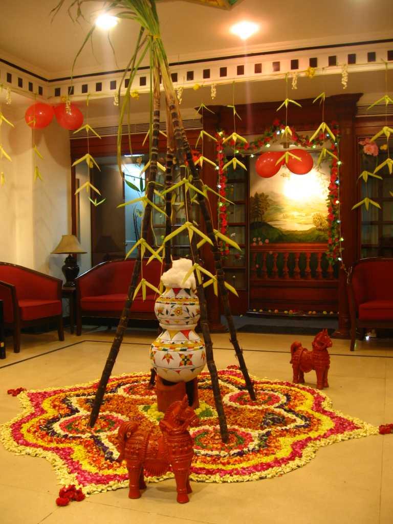 Pongal, Festivals of India