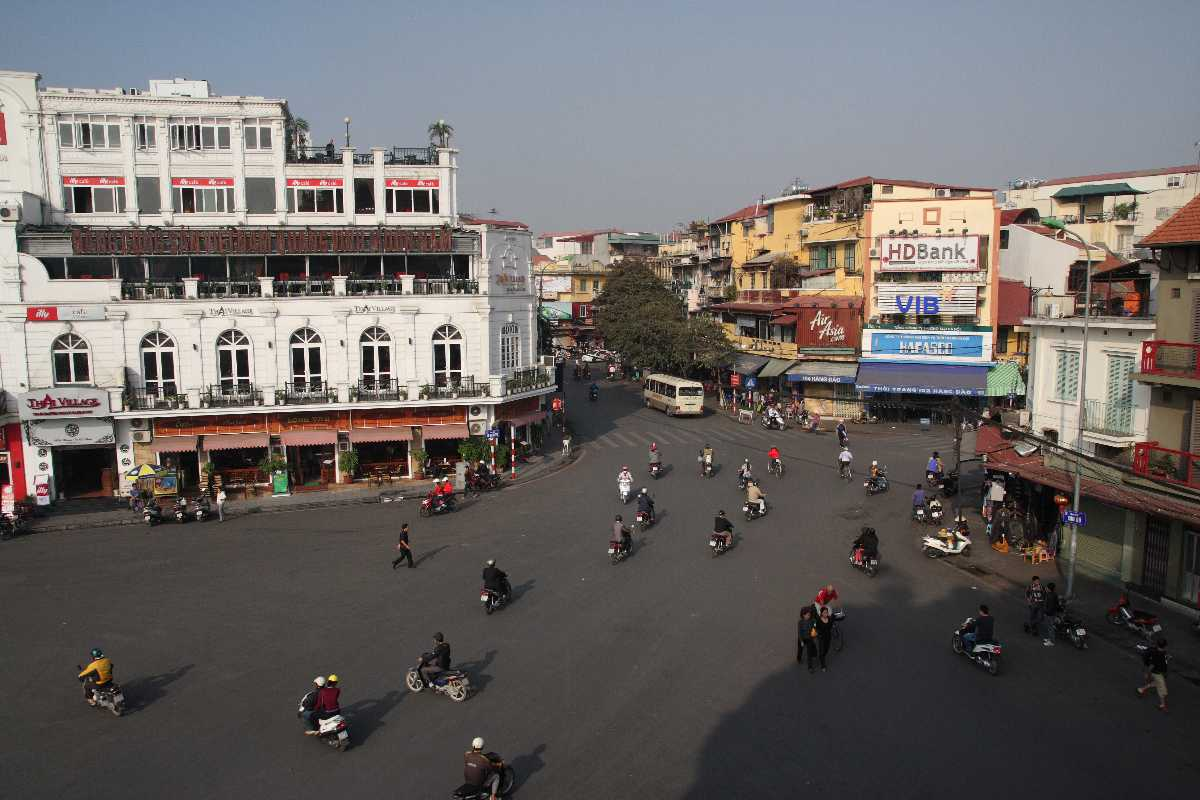 Free Things to Do in Hanoi, Old Quarter Hanoi