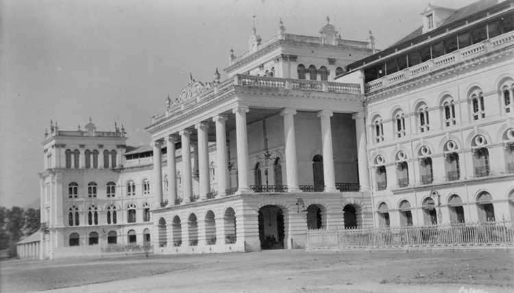 Naraynhiti Palace