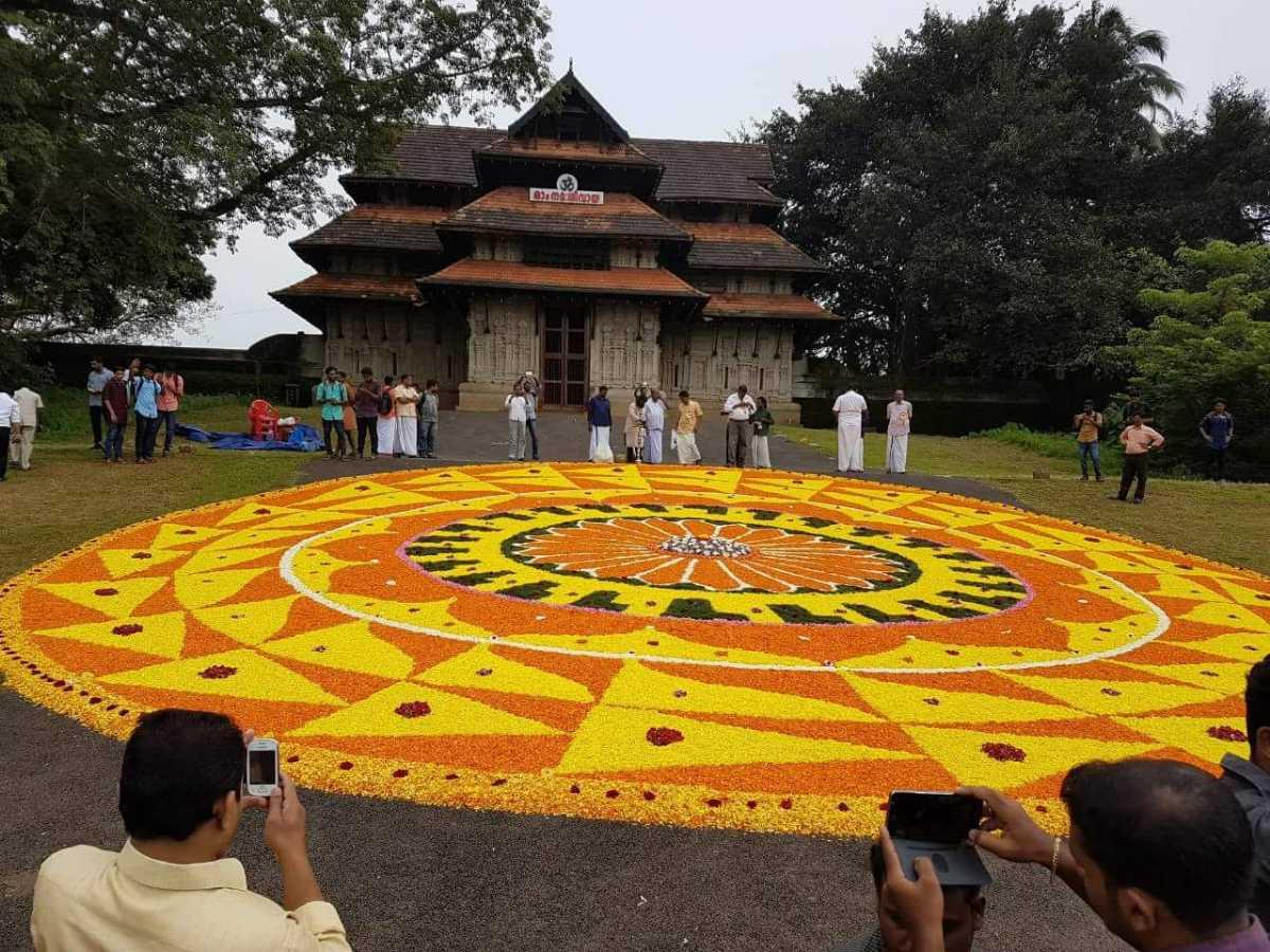 Essay about onam festival