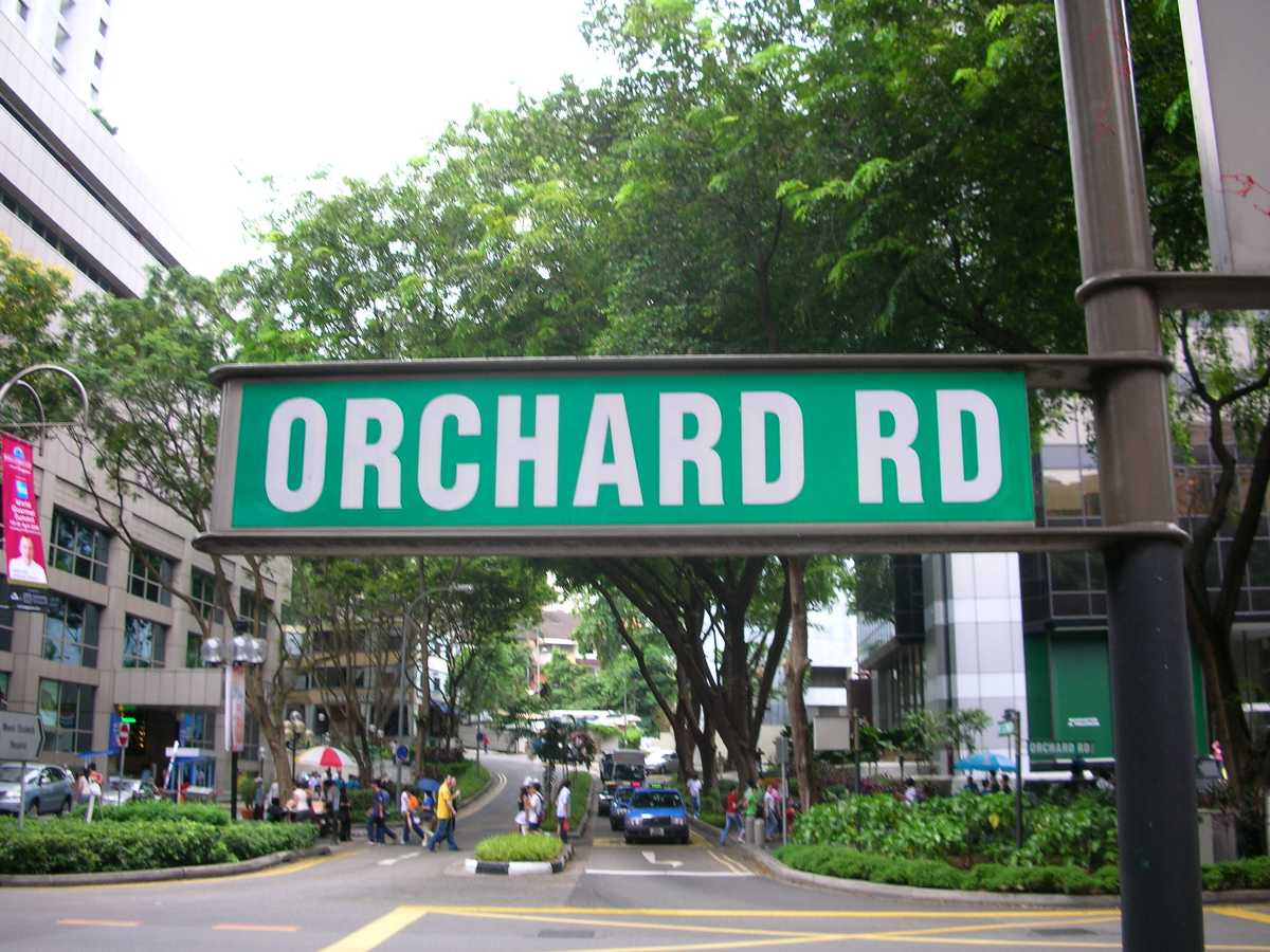 Orchard Road, Shopping in Singapore