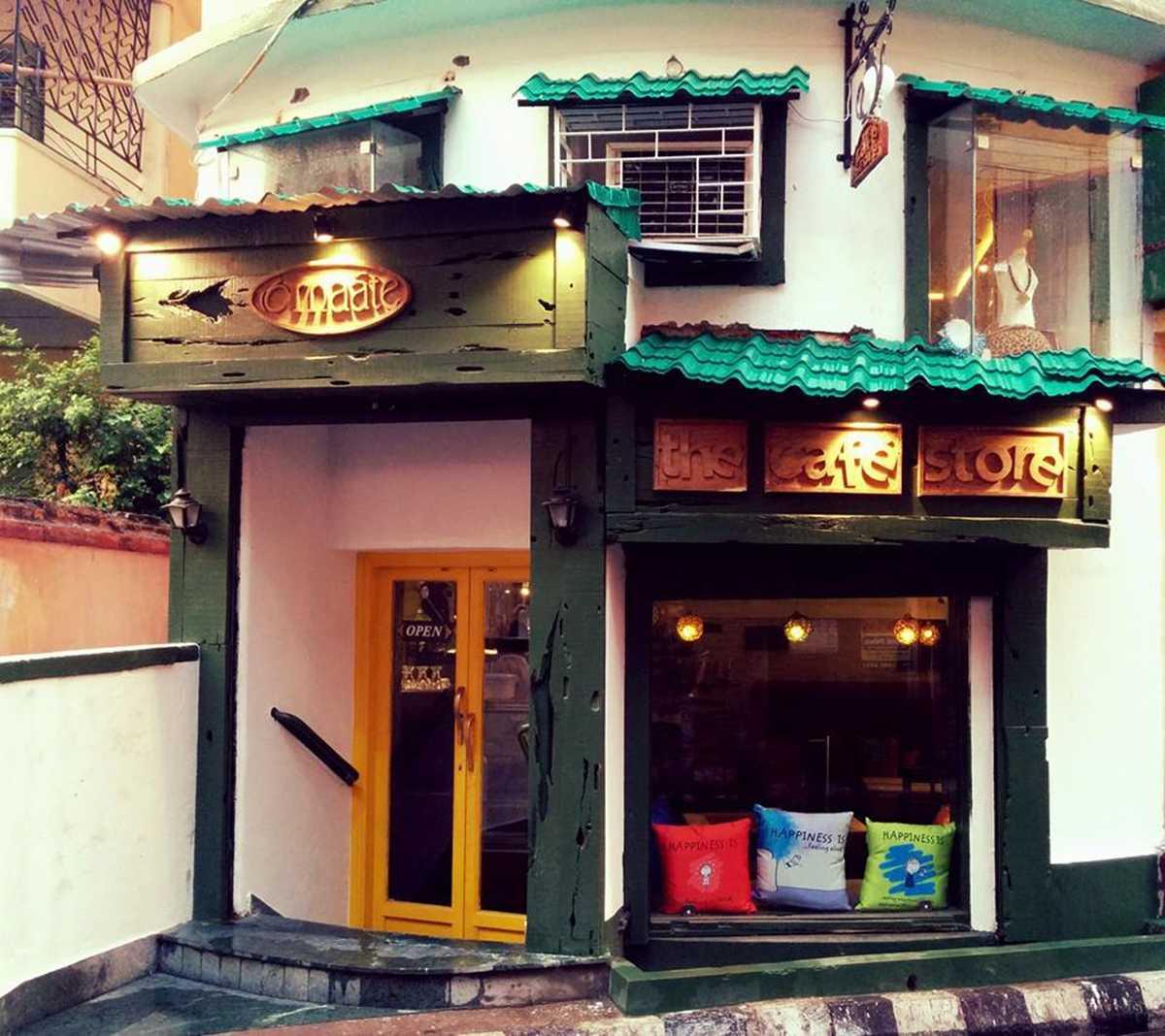 Ornaate, Cafes in Kolkata