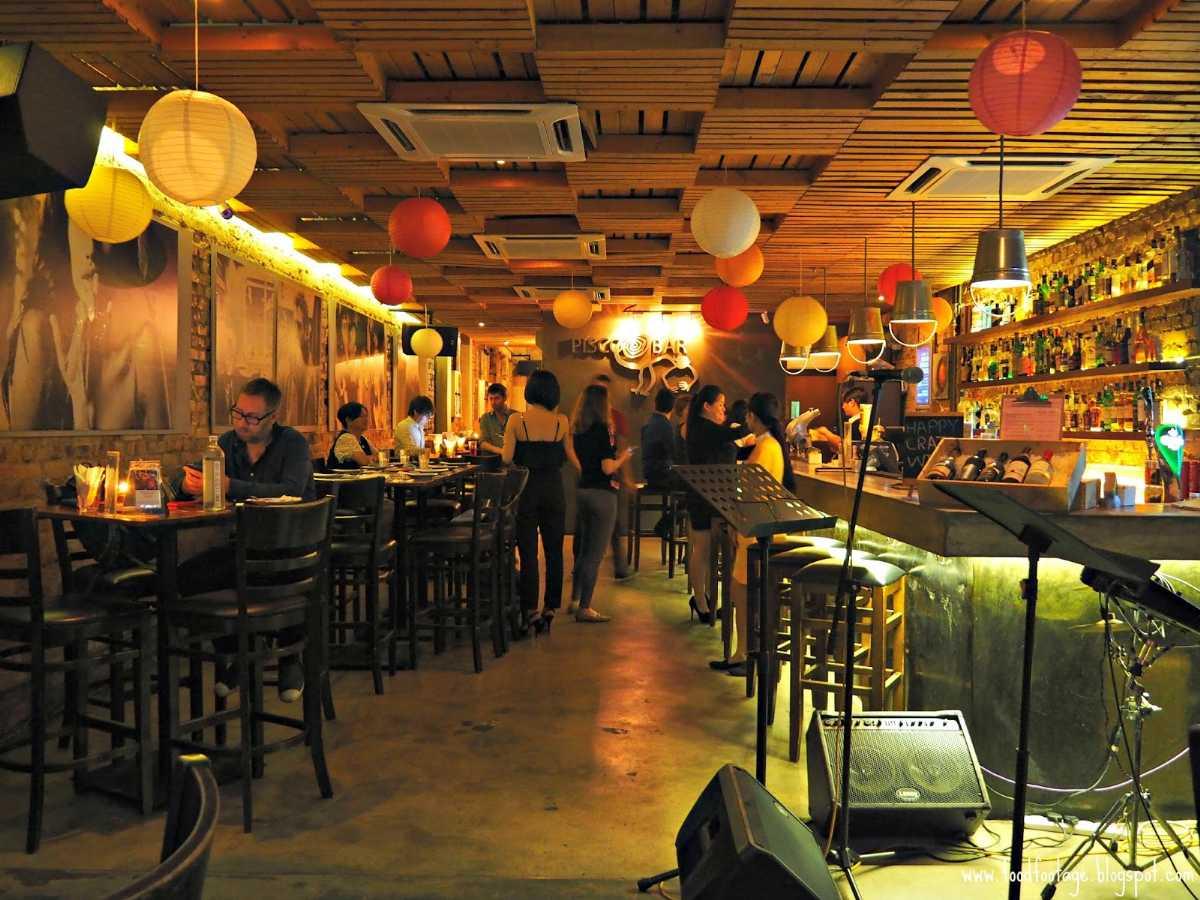 Pisco Bar, Kuala Lumpur Bars