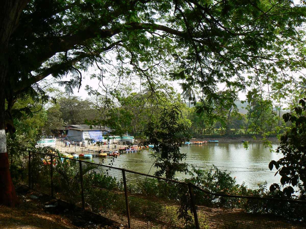 romantic places in mumbai, chhota kashmir