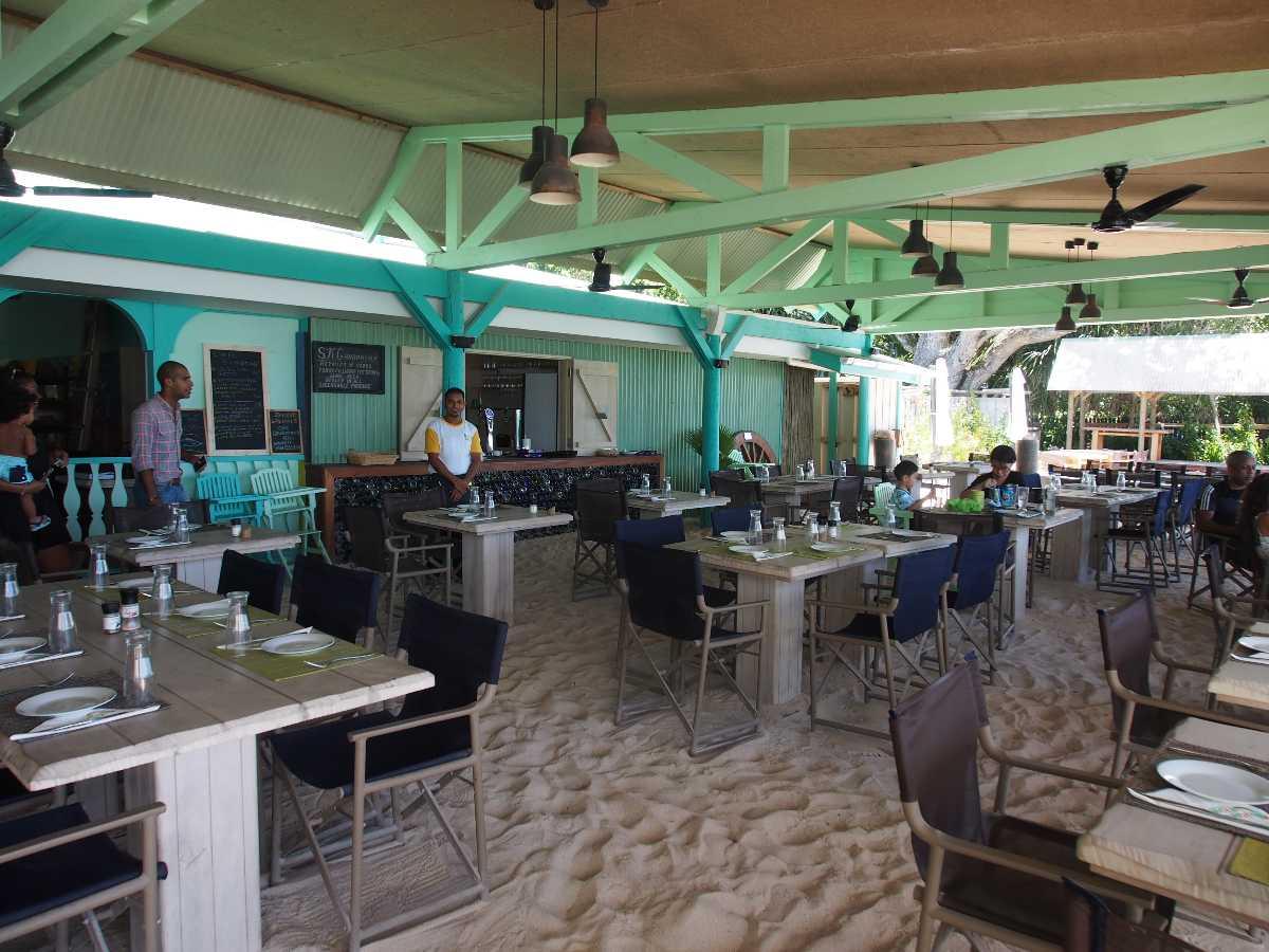 Kafe Kreol, Nightlife in Mahe