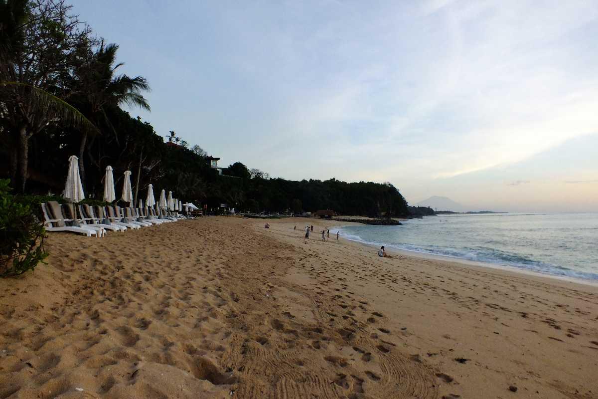 Honeymoon in Bali, Nusa Dua