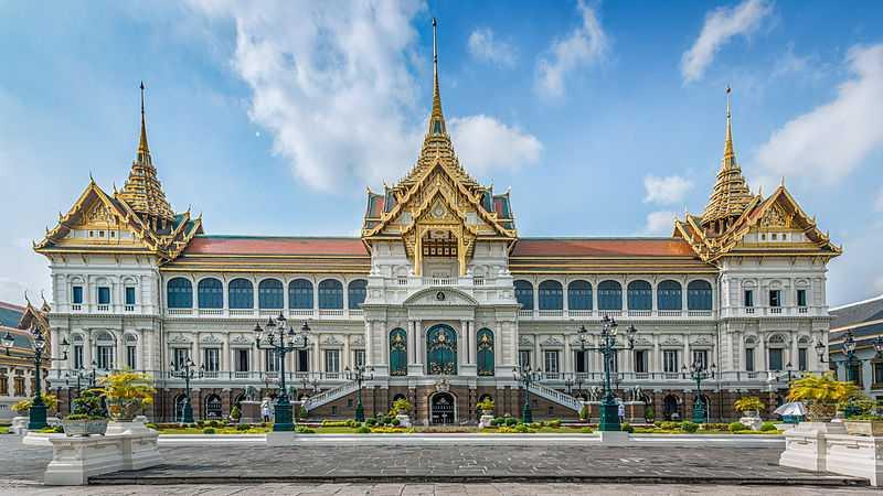 Grand Palace, Ancient Architecture in Bangkok