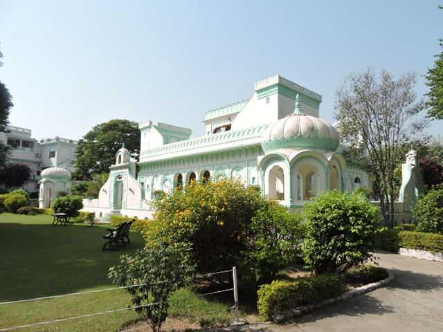 Winter Season, Nalagarh, Princely Estate